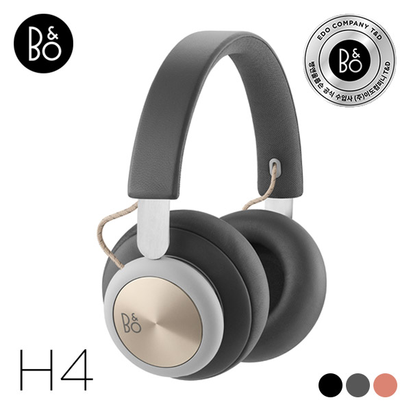 [B&O] Beoplay H4 - Charcoal Grey