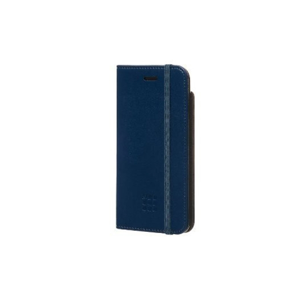[Moleskin] BookType Case for iPhone 8/7 - Blue