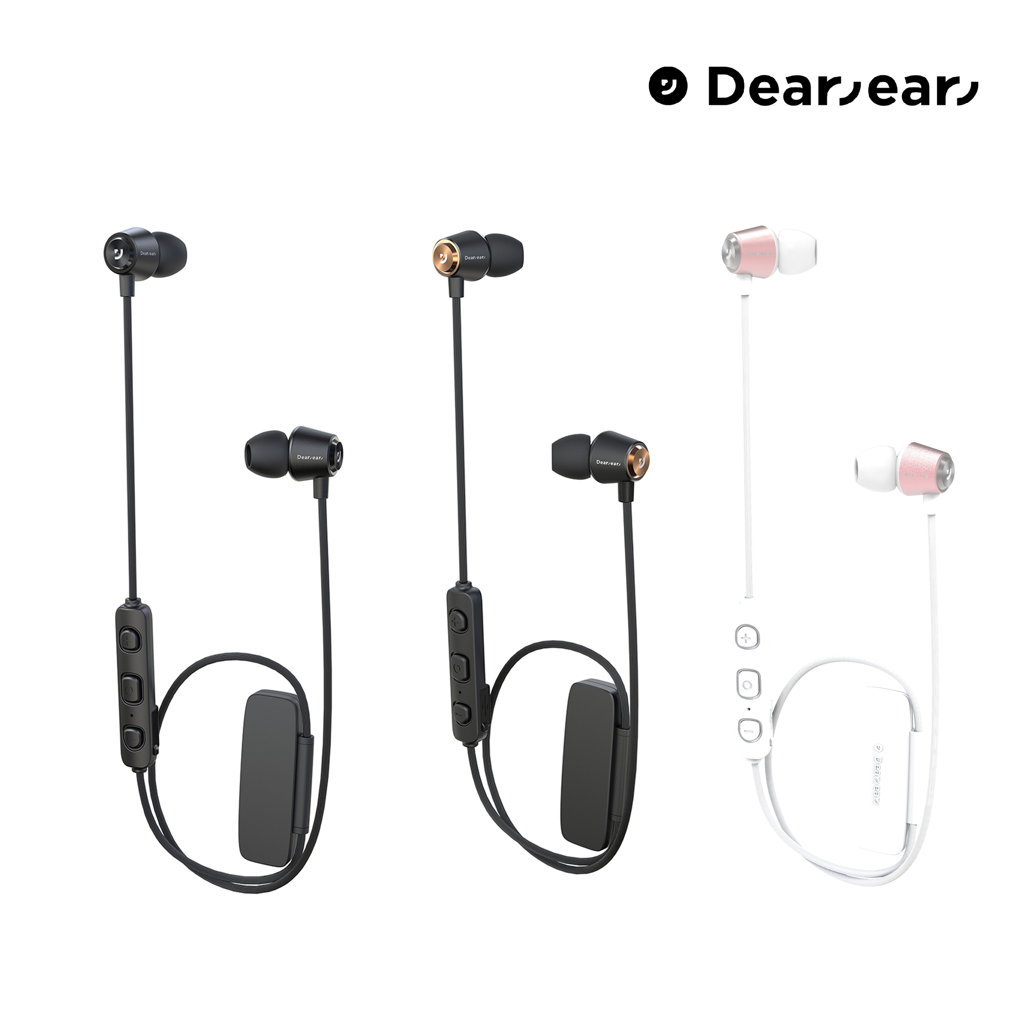[DearEar] JOYOUS Bluetooth Earphone