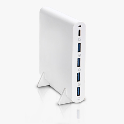 [Freedy] 80W USB-PD Multi Charging Adapter - White