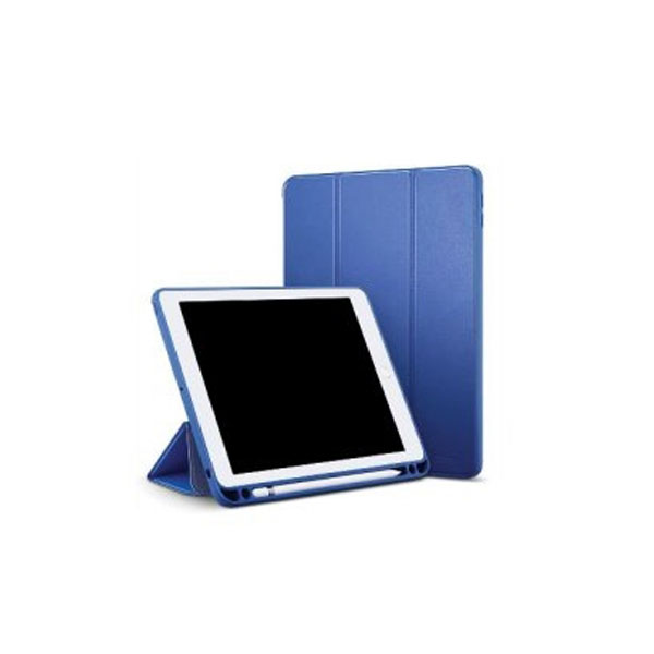 [ESR] SmartCover Pencil Holder for iPad 9.7 (5/6세대) - Navy