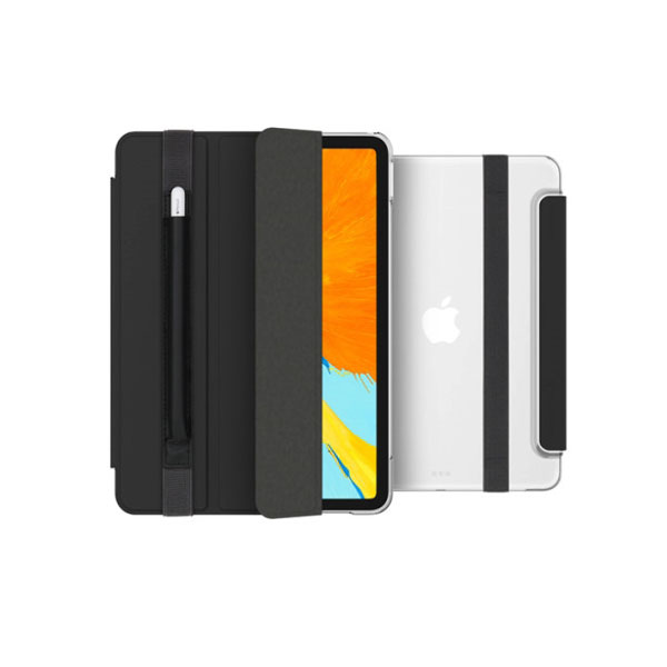 [PATCHWORKS] Pure Cover for iPad Pro 11 - Black