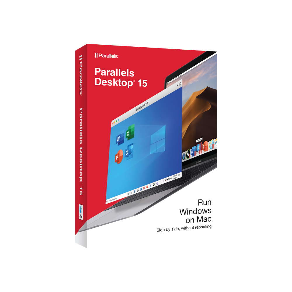 [Parallels] Parallels desktop 15 for Mac