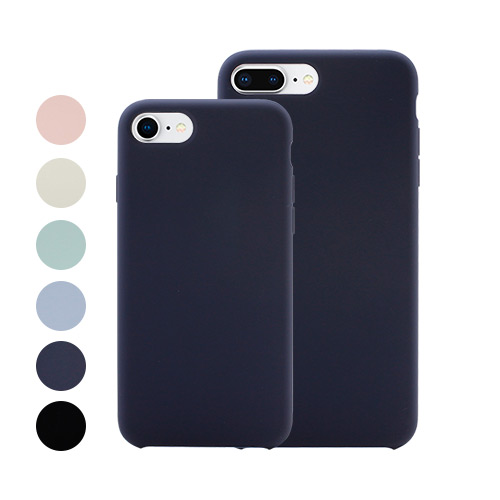 [IOGRAM] Silky Color Case for iPhone 8 / 7 Plus