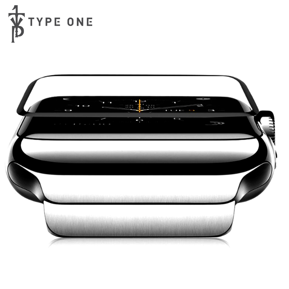 [TYPEONE] Type Crystal 3D Full Cover Glass - 40/44mm
