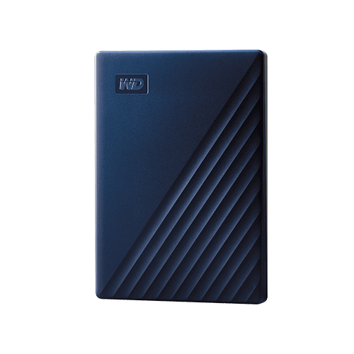 [WD] NEW My Passport For MAC 5TB 외장하드 네이비