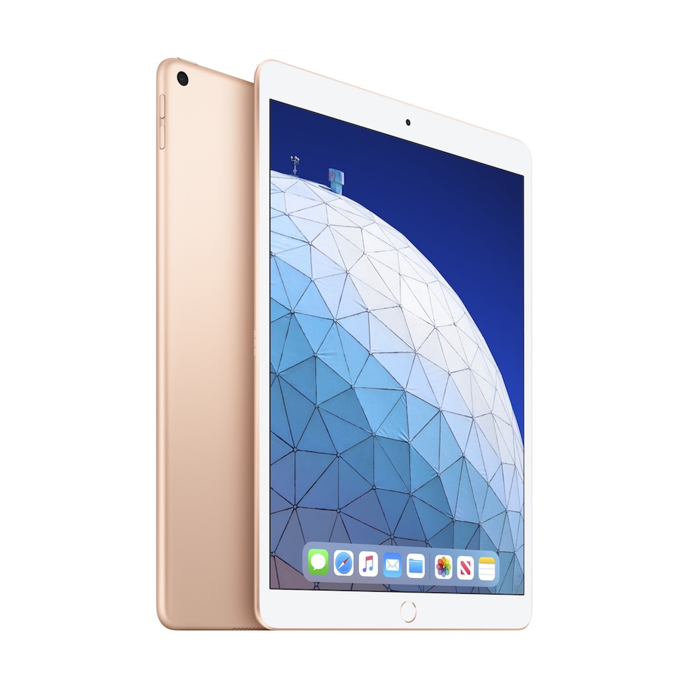 iPad Air 2019년형 Wi-Fi 64GB 골드 (MUUL2KH/A)