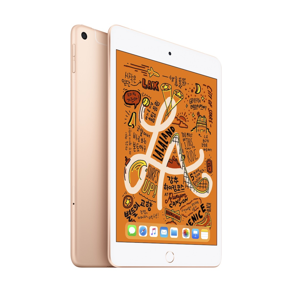 iPad mini Wi-Fi+Cellular 64GB 골드
