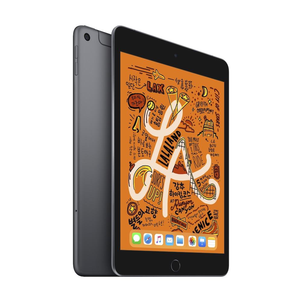 iPad mini Wi-Fi+Cellular 64GB 스페이스 그레이