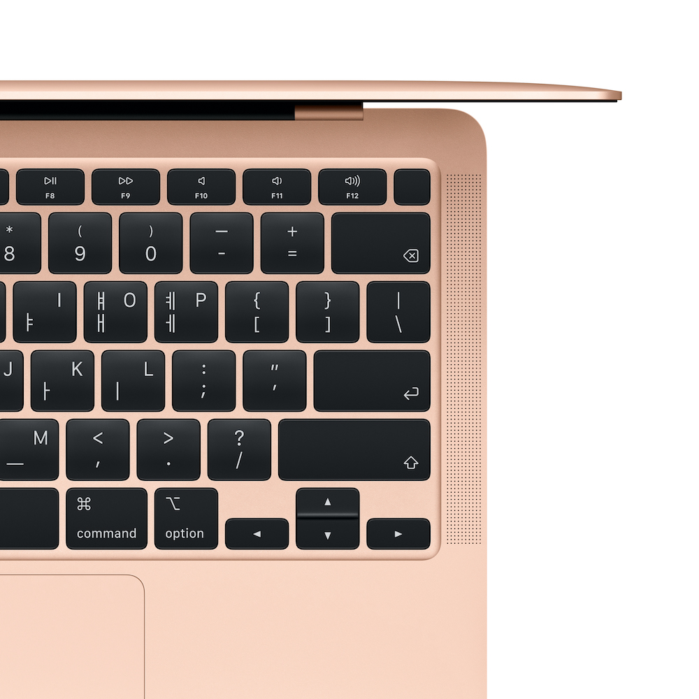 MacBook Air 2020년형 1.1GHz 쿼드 코어 Core i5/512GB/Touch ID (MVH52KH/A) - 골드
