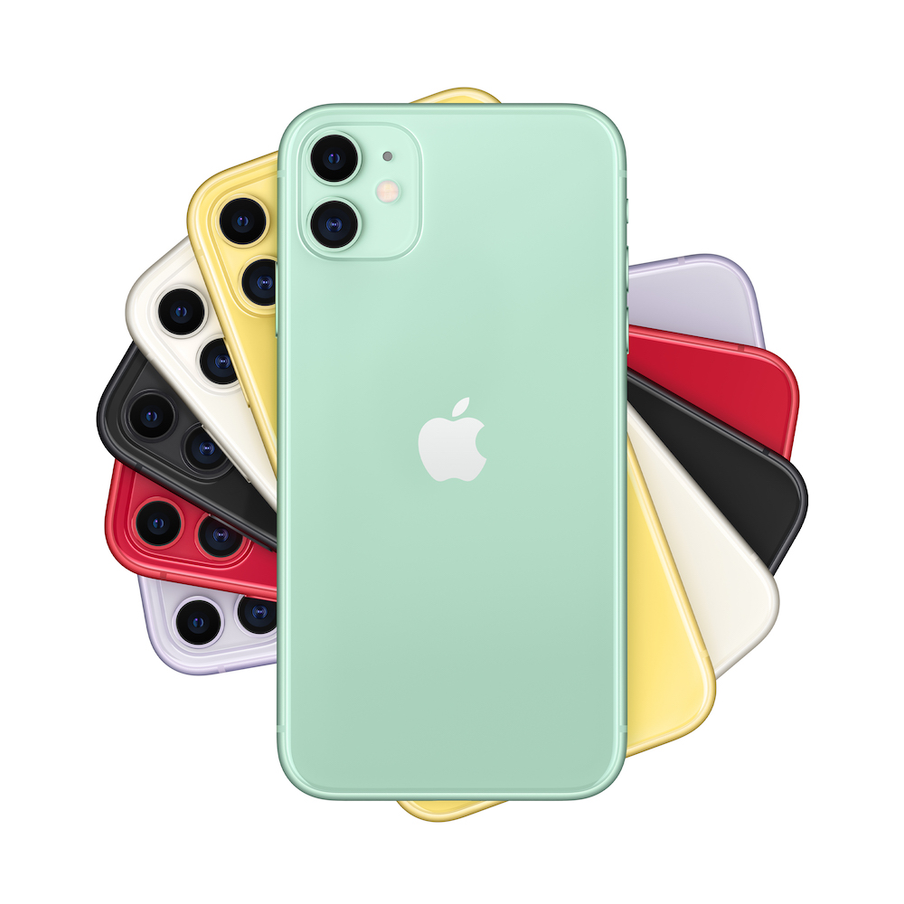 iPhone 11 64GB 그린 (MWLY2KH/A)