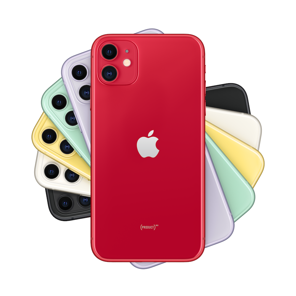 iPhone 11 256GB (PRODUCT)RED (MWM92KH/A)