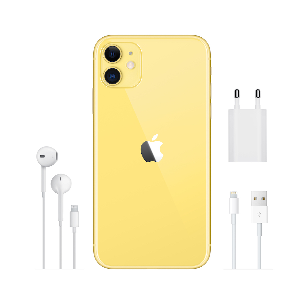 iPhone 11 64GB 옐로 (MWLW2KH/A)