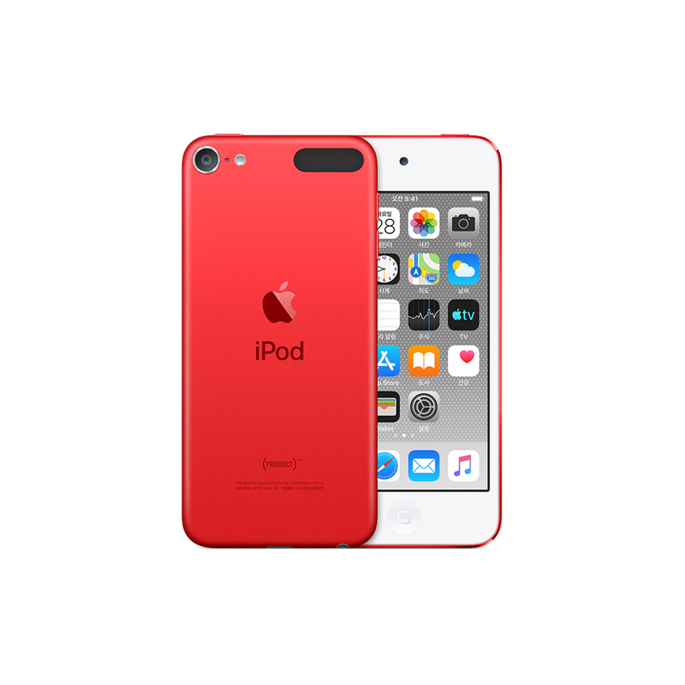 iPod touch 7th 32GB - PRODUCT(RED)